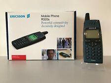 Rare New ERICSSON R320 Atlantic Blue Business Mobile Phone Unlock To All Network