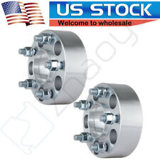 2Pcs 2.0 Hubcentric Wheel Spacers 5x4.5 For Ford Ranger Explorer Sport Trac