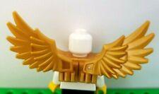 Lego GOLD WINGS Pair Set Wing Armor Neck Body Energy Ninja Angel War