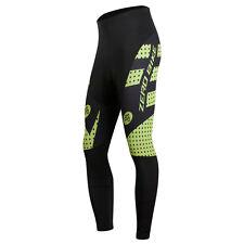 Men's Bike Cycling Bicycle Pants Wear Cushion Padded Tights Long Trousers M-XXL