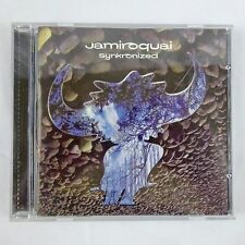 Jamiroquai ~ Synkronized ~ CD 1999 Sony Music Promo