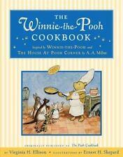 The Winnie-the-Pooh Cookbook Ellison, Virginia Hardcover