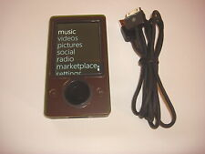 Microsoft Zune Brown CustOm 128Gb. Ssd Drive.