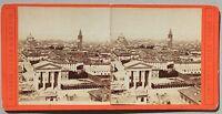 Milan Italia Stereo Brogi Vintage Albumina Ca 1875