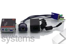 Lindy Extender / User Station KVM Switch MC5 - PS2 & VGA & Audio - 32359