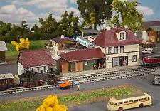 * Faller scala N 232524 Stazione Bahnof Gutach Nuova OVP