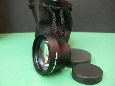 BK 37mm 2.0X Tele-Photo Lens For Sony HDR CX160E PJ10E CX130E