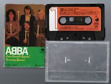 ABBA Love Sounds+Dancing Special JAPAN CASSETTE TAPE-ONLY DCP-4007 w/Slip Case
