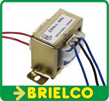 TRANSFORMADOR DE CHASIS ABIERTO 24VA DE 220VAC A 2X12V 1000MA 50X42X47MM BD2517