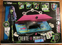 Monster High Create A Monster Design Lab 2012 by Mattel Brand New, Never Opened