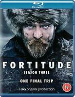 FORTITUDE: SEASON 3 BLU-RAY [DVD][Region 2]