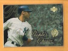 2000 Upper Deck Derek Jeter People's Choice #PC3 New York Yankees