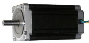 4 Nm CNC Schrittmotor 1,8° / 4 A  Neu mit Garantie Flansch 60 mm