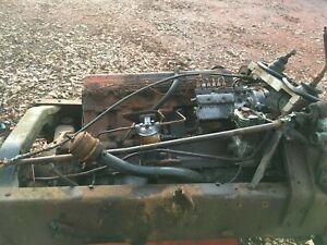 ford 6 cylinder D series 360 cargo engine fordson tractor puller