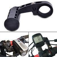 1pc supporto universale per bici GPS computer luci manubrio montato estensore lx