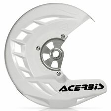COPRIDISCO CROSS ACERBIS X-BRAKE YZF 250/45004-16 YZ/WR 04-16 BIANCO INCLUSO KIT