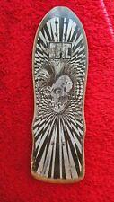 Rare EPIC Punk Skull 1989 Vintage skate deck