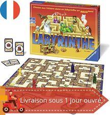 Labyrinthe - Jeu de société famille - Ravensburger - Dès 7 ans - 2 à 4 joueurs