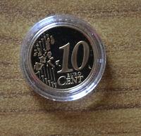 MONETA EURO 2006 CITTA' DEL VATICANO 10 CENT FONDO SPECCHIO SUBALPINA