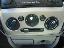FORD LASER HEATER/AC CONTROLS KN-KQ, 02/99-09/02 99 00 01 02