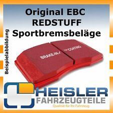 EBC Redstuff Sport-Bremsbeläge für Smart Fortwo, Cabrio, Roadster DP31287C VA