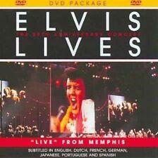 Elvis Presley Region Code 1 (US, Canada...) DVDs