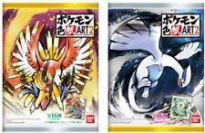 Bandai Pokemon Shikishi ART 2 10Pack BOX (CANDY TOY)