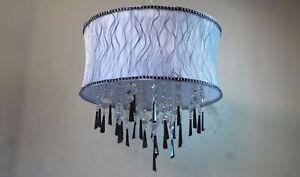 Pendant light FJKP001 Contemporary Modern crystal decor for Living Dinning room