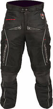 Buffalo Phantom Waterproof Motorcycle Trousers Textile Winter Bike Pants Jeans