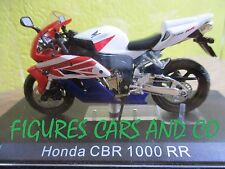 MOTO 1/24  HONDA CBR 1000 RR  COLLECTION GM