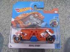 Véhicules miniatures orange Hot Wheels 1:64