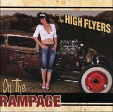 HIGH FLYERS - On The Rampage CD - Superb neo ROCKABILLY 50s Rock & Roll