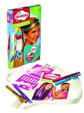 Crayola Creations - Colour 'N' Wear Hair Extensions (Color 'N' Wear)