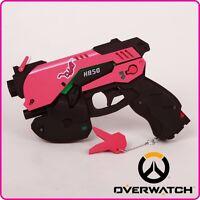 Game Overwatch D.Va DVA Headset Cosplay Prop Gun Weapon Collection Kids Gift
