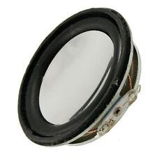 Audio Equipment 4 Ohm 3W 50mm Mounting Dia Horn Midrange Speaker LW