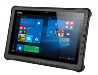 GETAC F110 G4 Rugged Tablet i5-7200U 8GB RAM 256GB SSD Win 10 Pro
