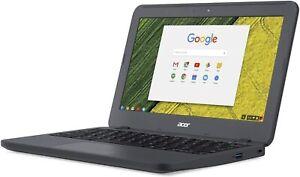 "NEW*Acer C731-C118 Chromebook 11N7 11.6"" 32GB N3060 1.6GHz4GB Google Chrome Gray"