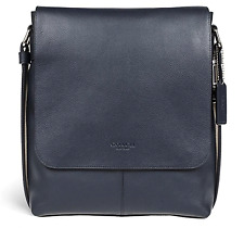Coach Small Messenger in Sport Calf Leather