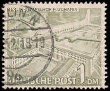 Scott # 9N57 - 1949 - ' Tempelhof Airport '