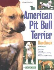 American Pit Bull Terrier Handbook (Barrons Pet H