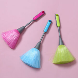 Double-color Handle Keyboard Brush Computer Cleaning Cleaning Brush Duster