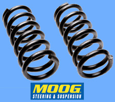 Set/Pair Rear Coil Springs MOOG For Fusion MKZ Milan 2007-09 AWD Expedited