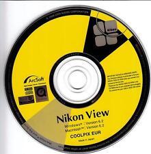 ArcSoft - Nikon View 6.2 Software