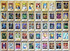 Rare 1998 Japanese Exclusive Bandai Yu-Gi-Oh! Near Complete Set!!