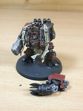 Forgeworld Warhammer ángeles oscuros Dreadnought Pintado (L)