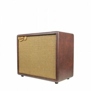 """Kustom Sienna Pro Acoustic Guitar Amp 1 x 8"""" with Reverb - 16W"""