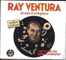 CD DIGIPACK RAY VENTURA ET SES COLLEGIENS TOUT VA TRES BIEN BEST 14T NEUF SCELLE