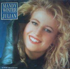 Mandy Winter - Julian incl. TOP-Hit: Two Lovers (EMI Vinyl-LP Germany 1988)