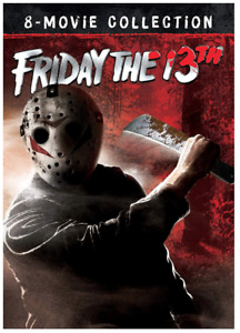 Friday the 13th: The Ultimate Collection (DVD) • NEW • Kevin Bacon, Halloween
