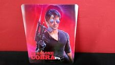 Stallone COBRA - 3D Lenticular Magnet / Magnetic Cover for BLURAY STEELBOOK
